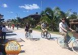 Bike Tour, costa maya Town & Beach Day !