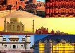 3 Nights 4 Days Golden Triangle Tour (Delhi - Agra - Jaipur )