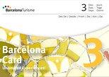 Barcelona Card mit Reisehandbuch