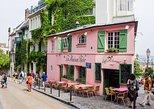 Paris Montmartre & Sacre Coeur: Self-Guided Walking Tour with Mobile App