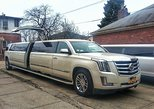 NYC Sightseeing Tour Manhattan (NEW Cadillac Escalade Jet Door Limousine)
