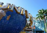 Universal Studios Singapore with 1 way Hotel transfer