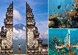 Combination Tour: Gate of Heaven at Lempuyang Temple with Blue Lagoon Snorkeling