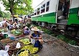 Yangon City Tour by Circular Train