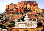 7 nights Jaipur,Jodhpur,Udaipur and Jaisalmer Rajasthan Tour