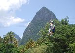 Caribbean Sail and Zip Line with a Historical twist and lunch