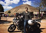 Discover Teotihuacan Pyramids on a Motorcycle