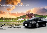 Chiang Mai Airport Departure – Private Transfer from Hotel to Airport