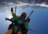 Acrobatic Paragliding tandem flight in Chamonix and around
