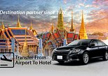 Bangkok Airport Arrival – Private Transfer from Airport to Hotel