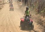 Central America - Costa Rica: ATV Tour Top Of The World Adventure
