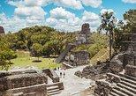 Tikal From Belize Border
