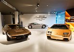 Ferrari, Pagani and Lamborghini Tour from Bologna
