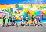 Downtown Las Vegas Street Art Instagram Tour by E-Scooter