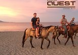 Mexico - Baja California Sur: Horseback ride and witness magical sunset of Loreto, BCS