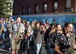 Dance Party with 100-person brass band (all ages)