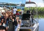 305 Miami City Tour & Everglades Boat Tour combo