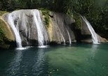 Reach Falls From Ocho Rios