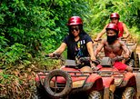 ATV CANCUN (CENOTE, ZIPLINES, LUNCH AND TRANSFER INCLUDED)