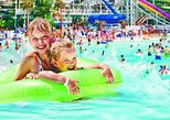 FIT Attraction Passes - Valid one day at World Waterpark or Galaxyland Amusement