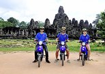 Temple Raiders - Discover Angkor Sunrise Temple E-bike Cruising Tours