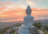 Half-Day Phuket City Tour including Karon View Point, Big Buddha & Wat Chalong