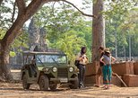 Asia - Cambodia: Angkor Jeep Tour with Sunset & Sunrise
