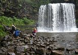 Walk the iconic 4 waterfalls valley