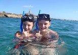 Cozumel 3 reefs snorkeling tour