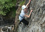 Beginner Rock Climbing Day - Lake Cushman, Olympic National Forest