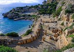 Private Tour of Blue Lake, Temple of Hera, Mycenae, Corinth & Isthmus Canal from Athens