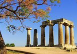 Private Tour of Isthmus Canal, Ancient Corinth & Mycenae From Athens