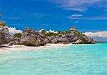2 Day Combo : Tulum, Nado en Cenote & Playa & Catamaran to Isla Mujeres