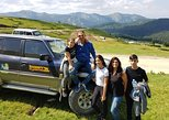 Jeep safari National park Durmitor