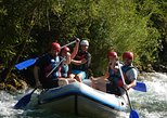 Rafting trip trought Cetina river from Split