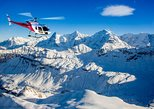 Eiger north face 13 Min. Helicopter tour from Interlaken/Gsteigwiler