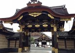 Private Nijo Castle Sightseeing and Nishiki Food Tour
