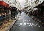 A walk through a Parisian shopping street