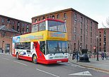 Liverpool : River Cruise with Open-Top Bus City Tour and Cathedral Tower Tour