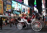 Central Park, Rockefeller & Times Square Horse Carriage Ride