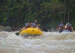 Half Day Naranjo River Rafting