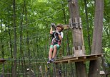 1 - 3 Hour Zipline and Aerial Adventure Park in Nashville