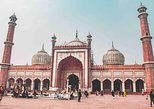 3-Hour Old Delhi Heritage Walking Tour With Rickshaw Ride