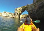 Explore Wild Beaches & Caves Kayaking, Armação de Pêra , Algarve , Portugal
