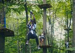 Ziplines and High Ropes, Best 3.5 Hour Aerial Adventure Park in MA