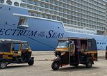 Cochin Cruise Terminal Pick Up Private Tuk Tuk Tour