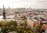 Moscow : 4-Hour Panoramic Tour by Private Vehicle
