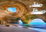 From Portimão: 2.5-Hour Catamaran Cruise to Benagil Caves