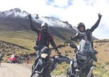 Ride a Motorcycle and Discover a Majestic Volcano