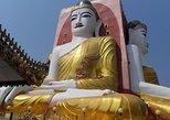 Bago Day Return Trip with Myanmar Set Lunch